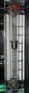 Dwyer Visi-Float Flowmeter